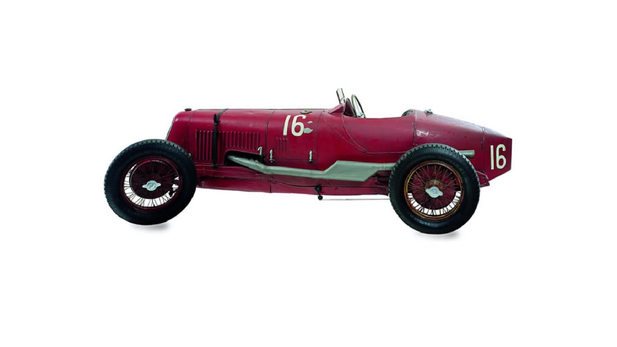 MAUTO, 12 prime volte: Maserati Tipo 26B - Veloce