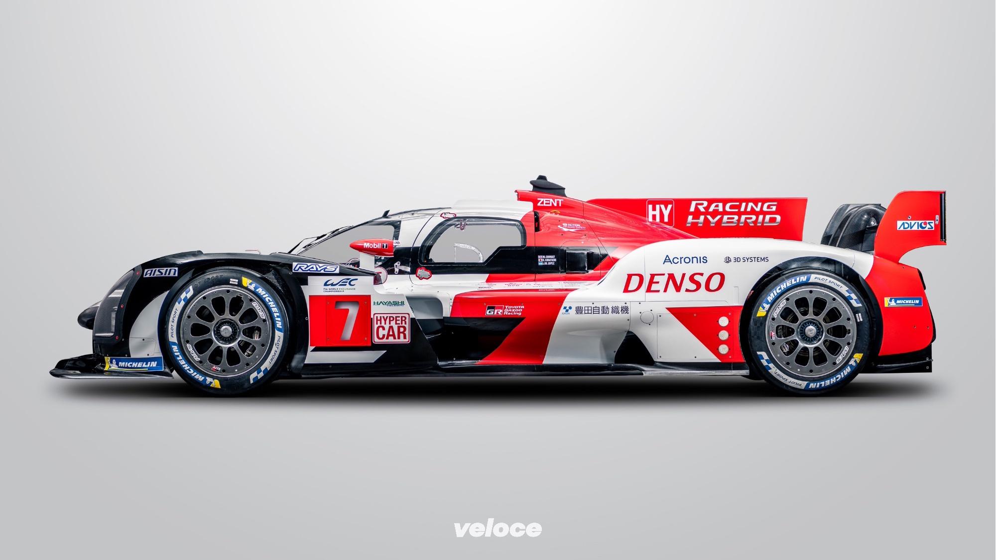 Toyota Gazoo Racing: le auto da corsa del 2021