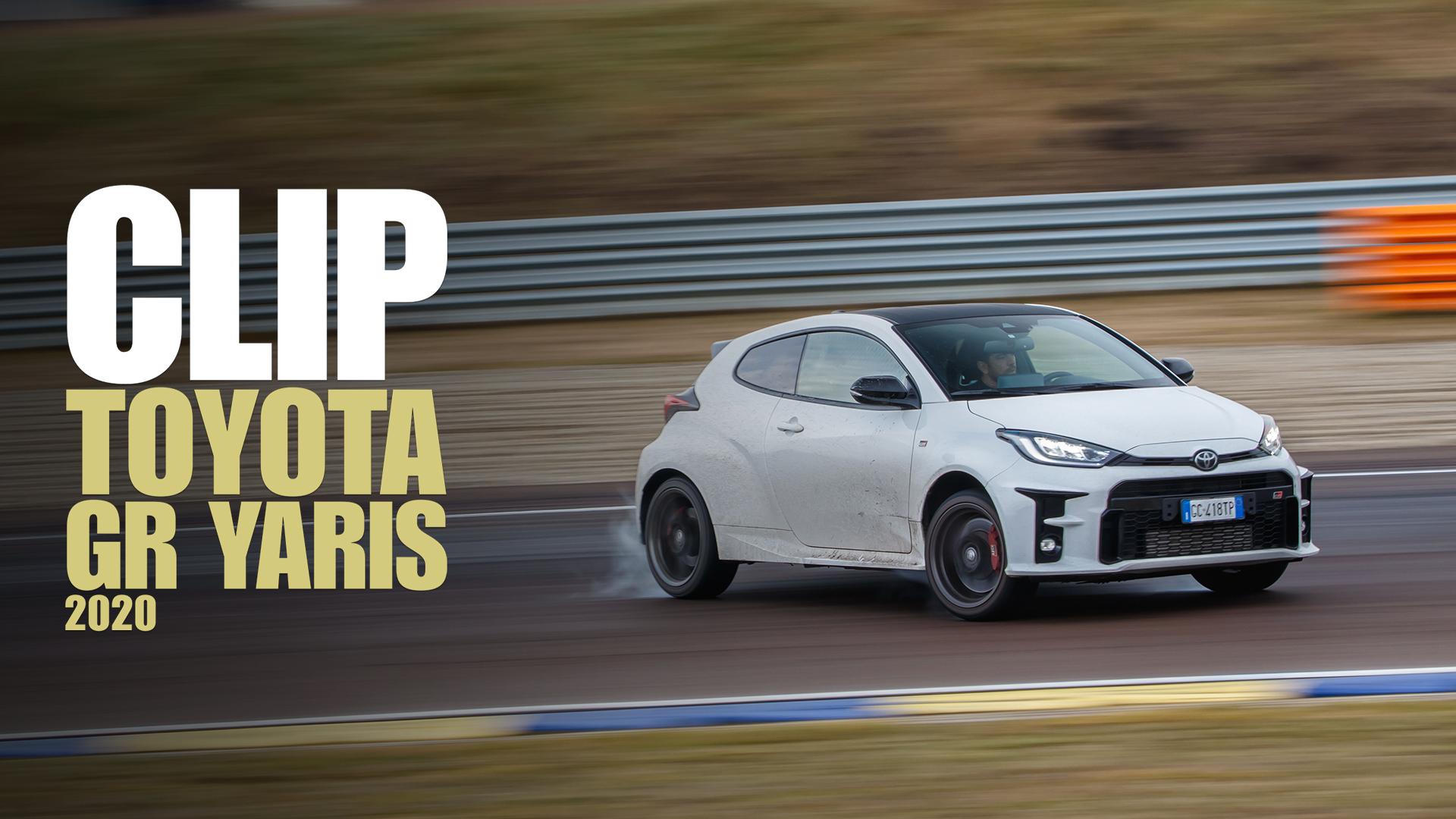 Toyota GR Yaris: parliamone seriamente