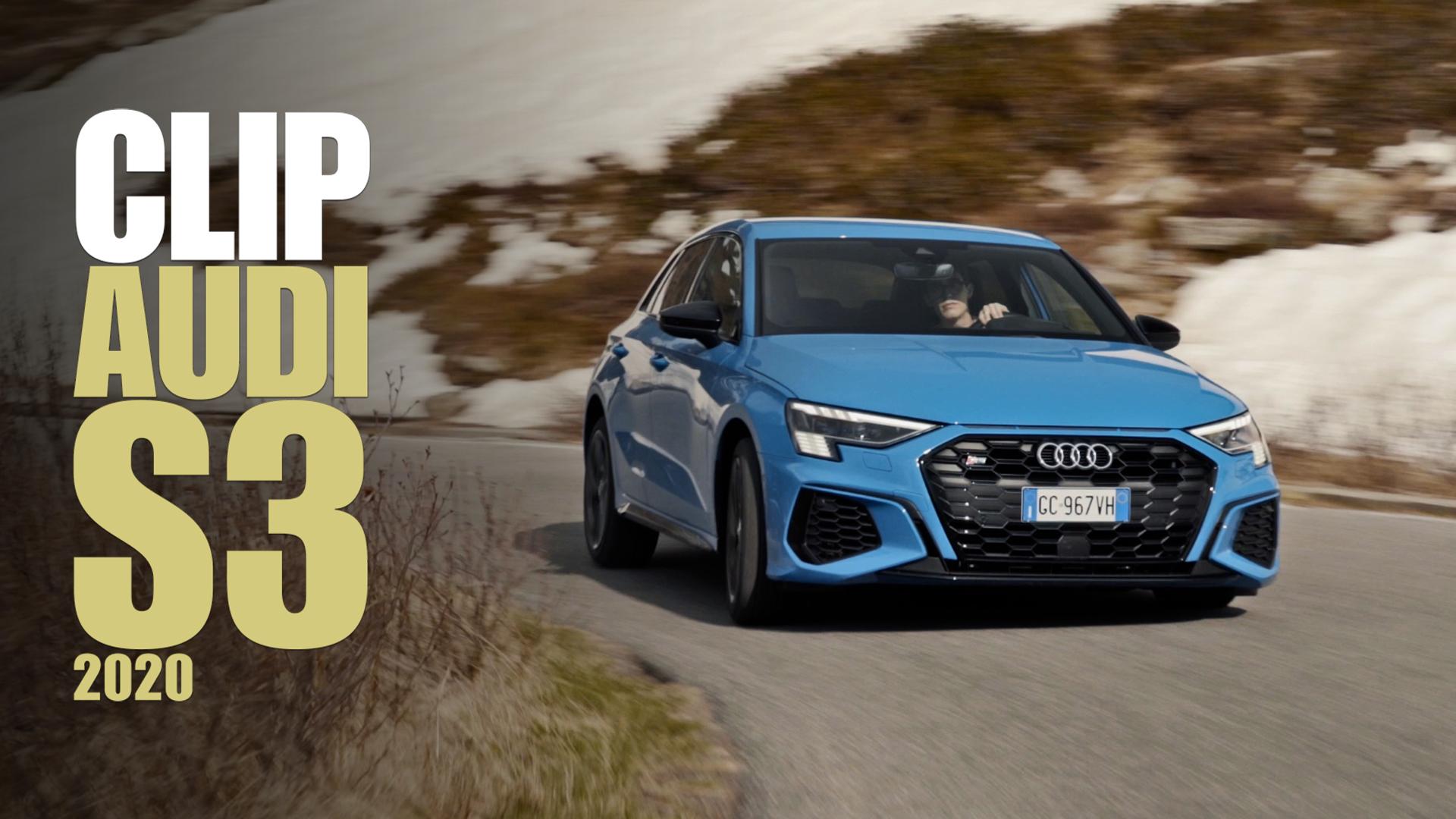 Audi S3: la prova della hothatch da 310 cavalli