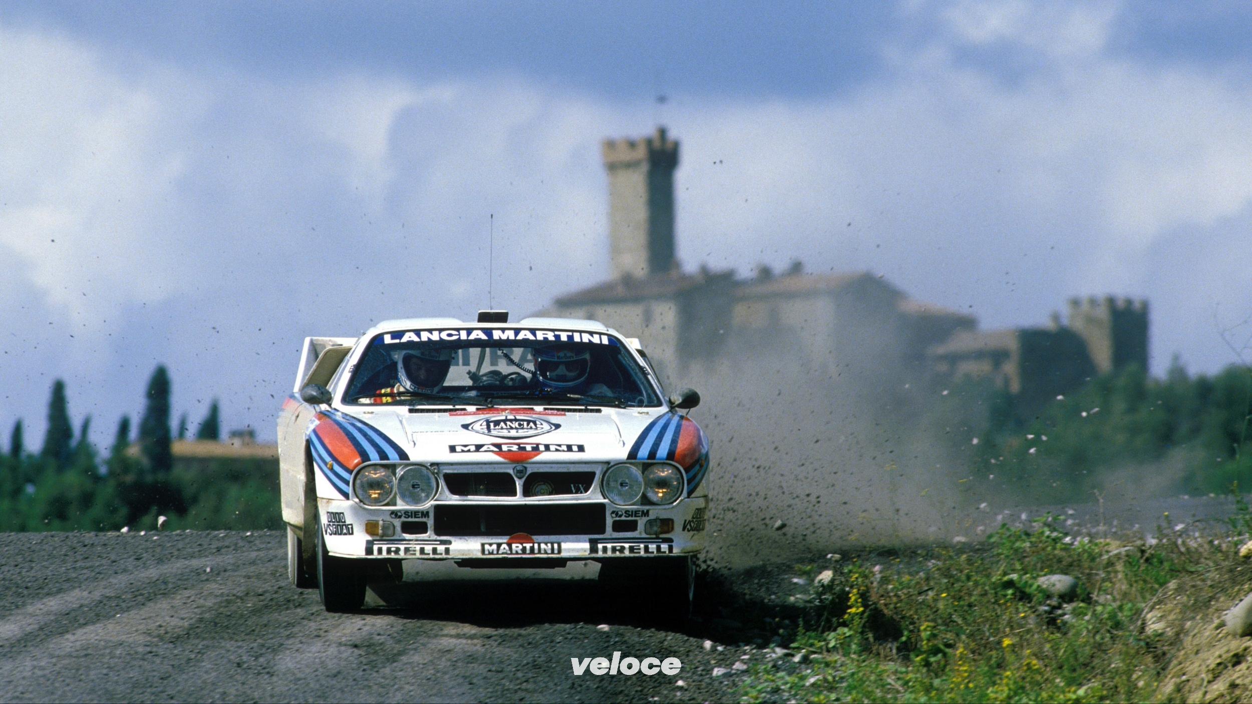 Lancia 037: i successi della regina 'posteriore'