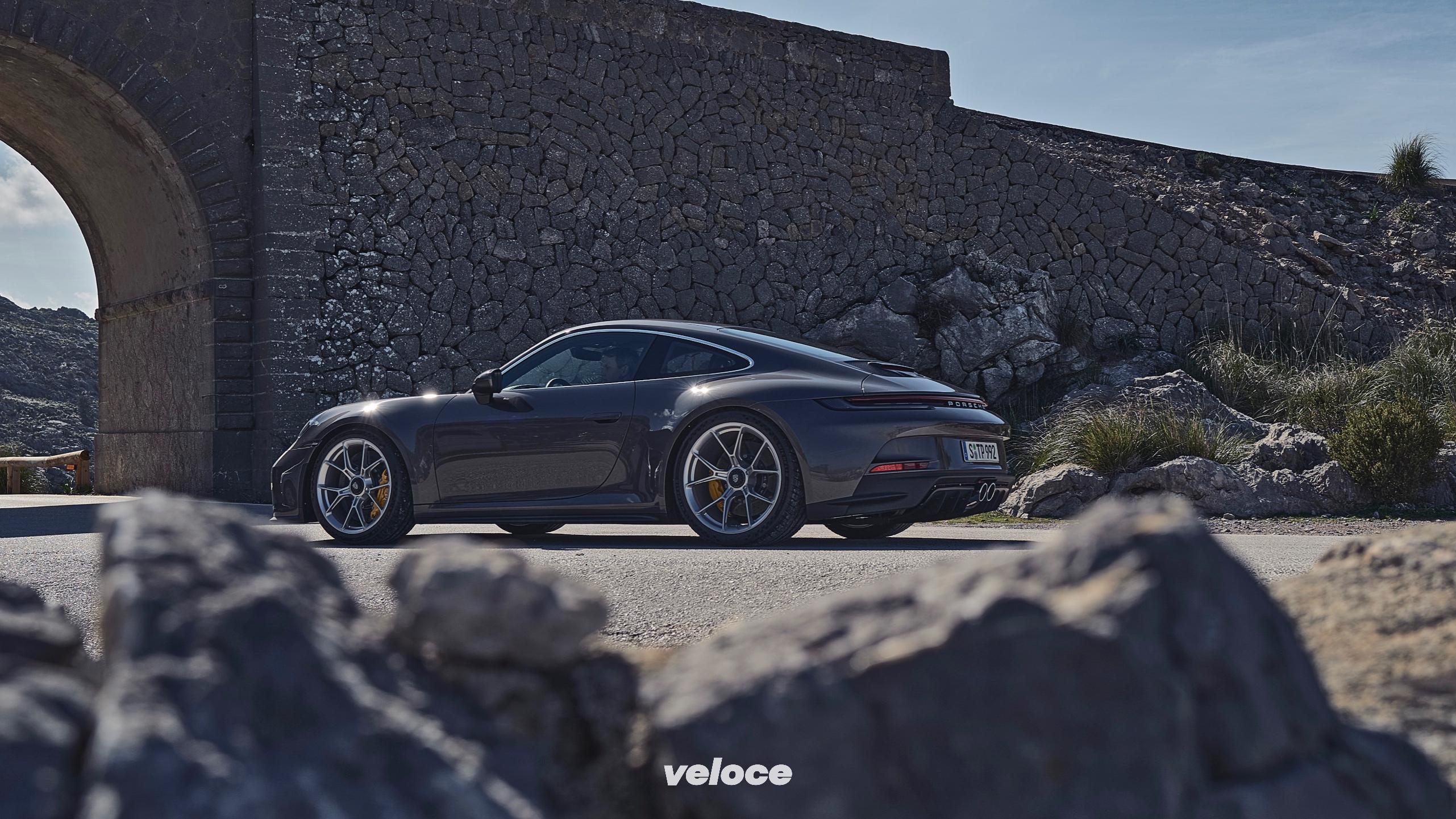 Porsche 911 GT3: ecco il pacchetto Touring