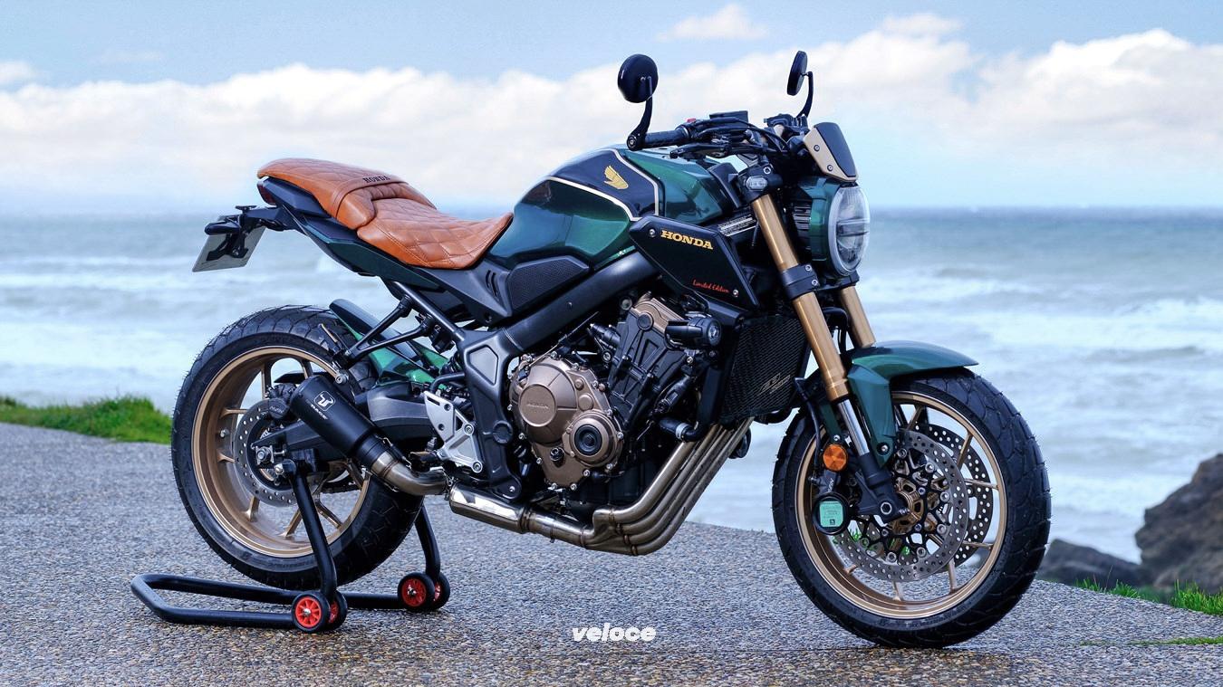 Honda CB650R, otto special per otto gusti