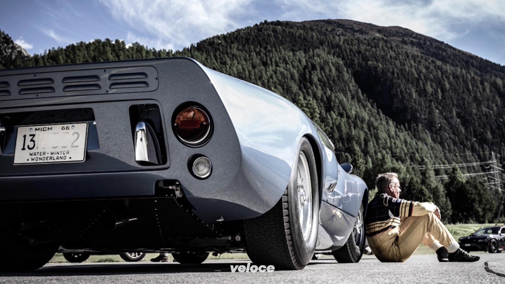 RM Sotheby's alla St. Moritz Automobile Week