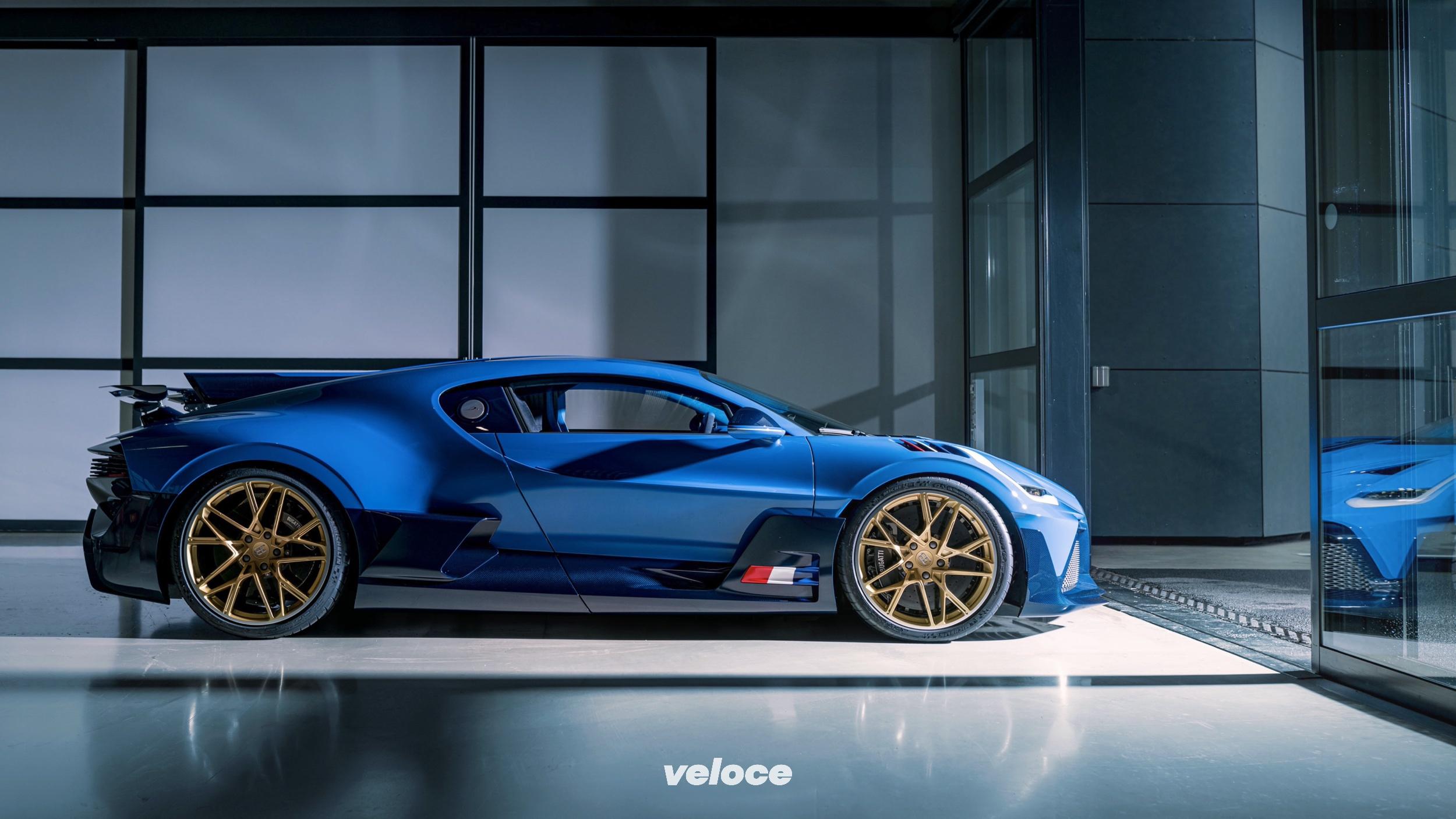 Bugatti Divo: la produzione è terminata