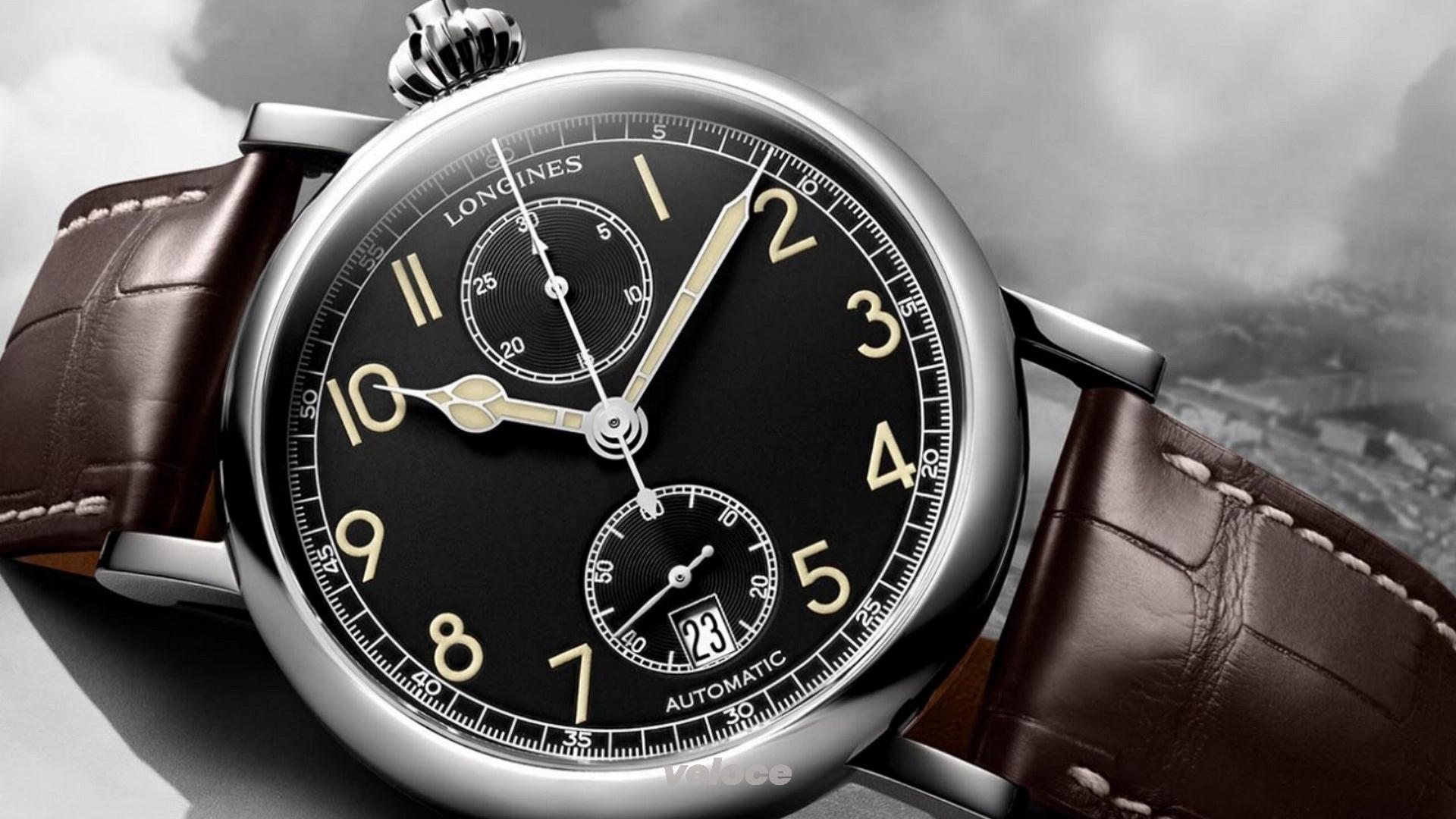 Il tempo in un bottone: i cronografi monopulsante